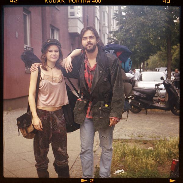 traveller, nanaike, elena, 26, 22 - Pieces of Berlin - Book and Blog