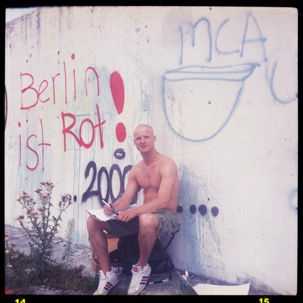 studentIn, portrait, köpenick, berlin, 22 - Pieces of Berlin - Collection - Blog