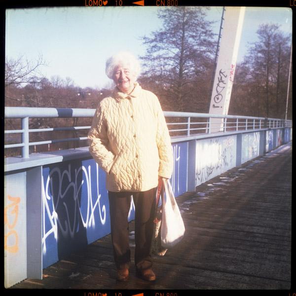rentnerIn, portrait, köpenick, berlin, annemarie - Pieces of Berlin - Collection - Blog