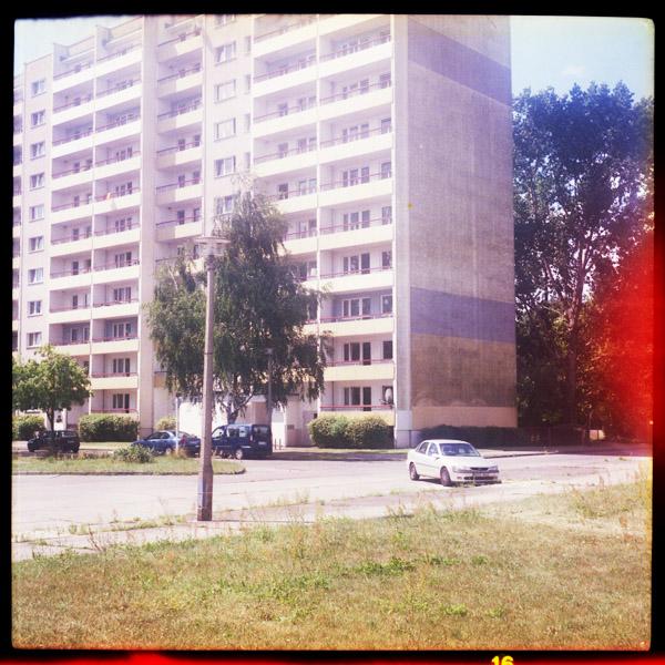 sightseeing, lichtenberg, allee der kosmonauten - Pieces of Berlin - Collection - Blog