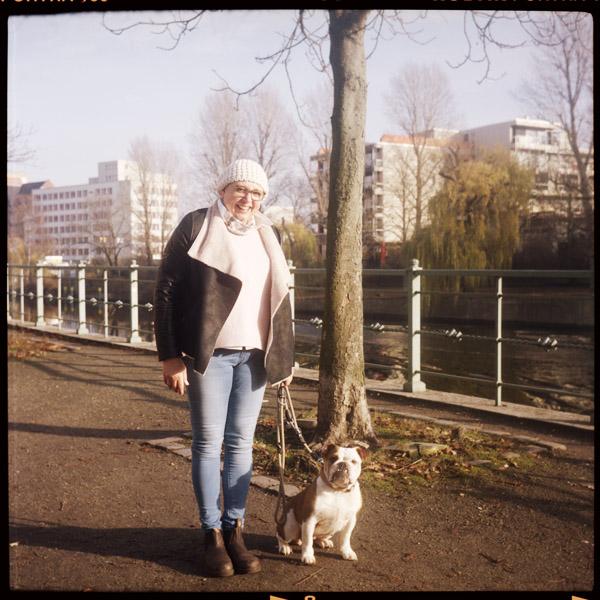 susanne, berlin, ärztIn, 49 - Pieces of Berlin - Collection - Blog
