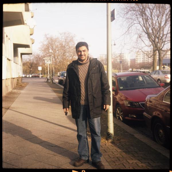 taxifahrerIn, serdar, istanbul, berlin, 38 - Pieces of Berlin - Collection - Blog