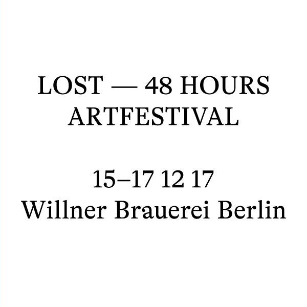 willner brauerei, pankow, lost, festival - Pieces of Berlin - Collection - Blog