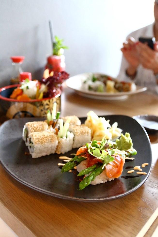 Sushi Essen Kokoro Nürnberg