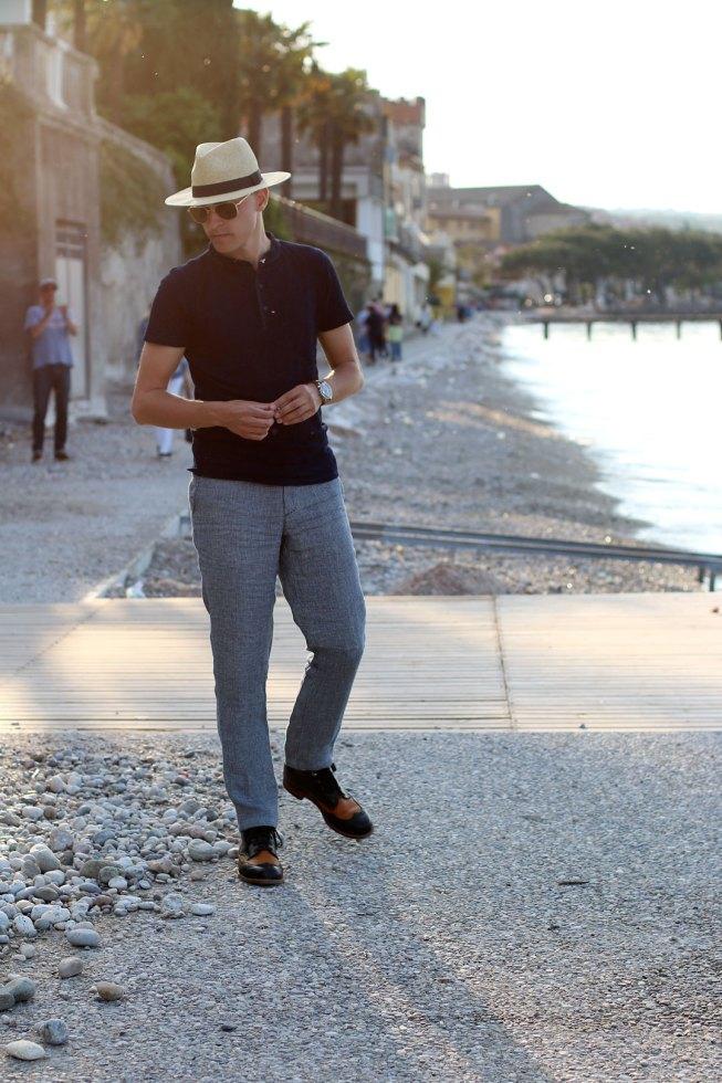 Urlaubslook am Gardasee
