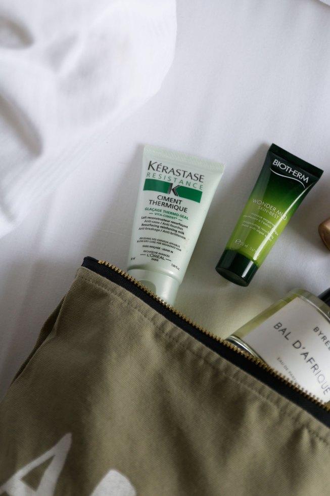 Meine Beauty-Essentials auf Reisen