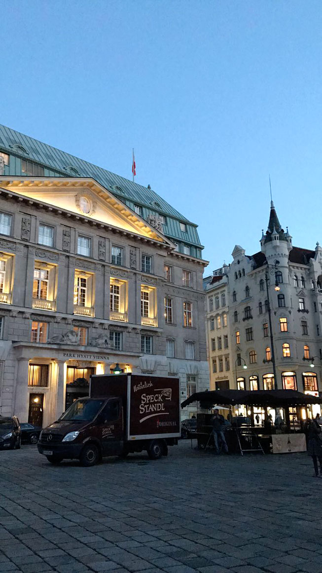 Hotel Review vom Park Hyatt Vienna in Wien