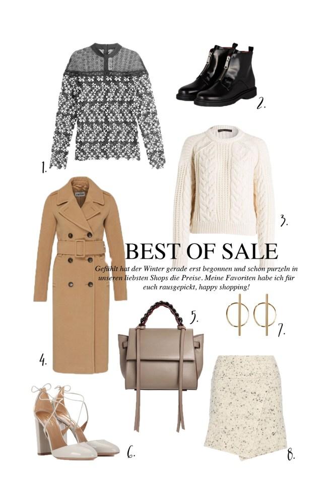 Wintershopping – Best of Sale