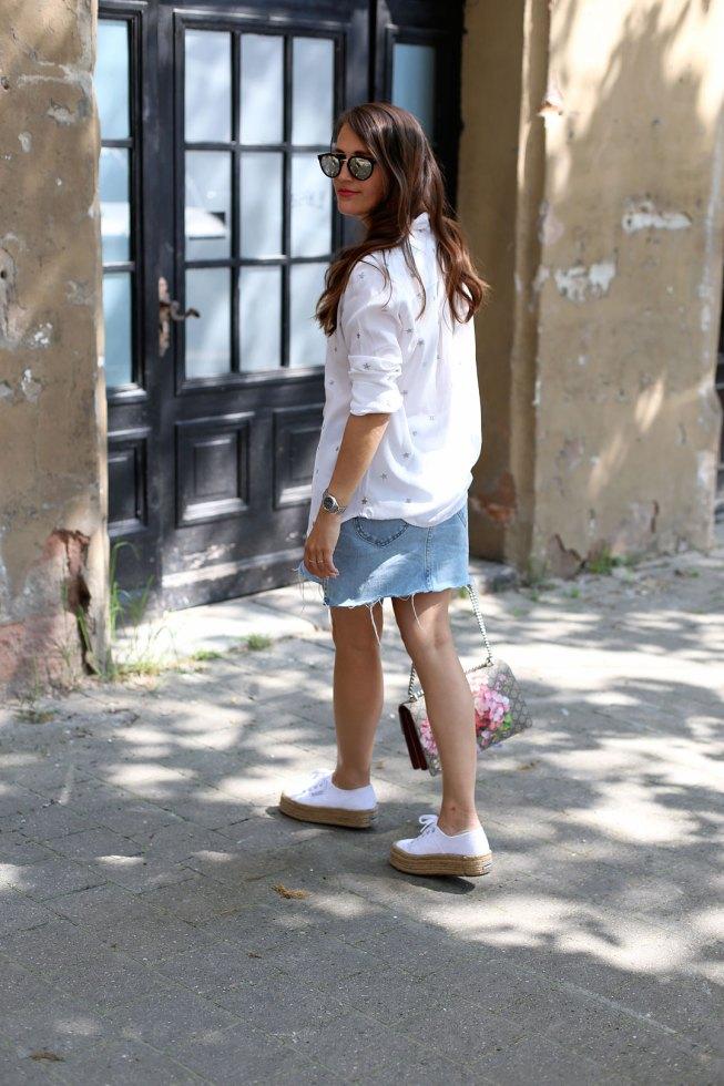 Blog Your Style: Meine liebsten Sommerschuhe - Die Superga Platform Sneakers