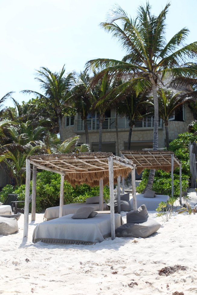 Hotel Review | NEST Tulum, Mexiko