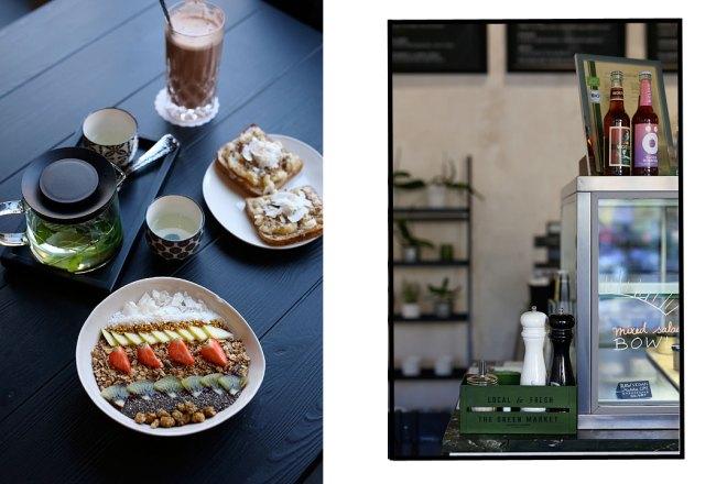 Food Tipp: The Green in Nürnberg