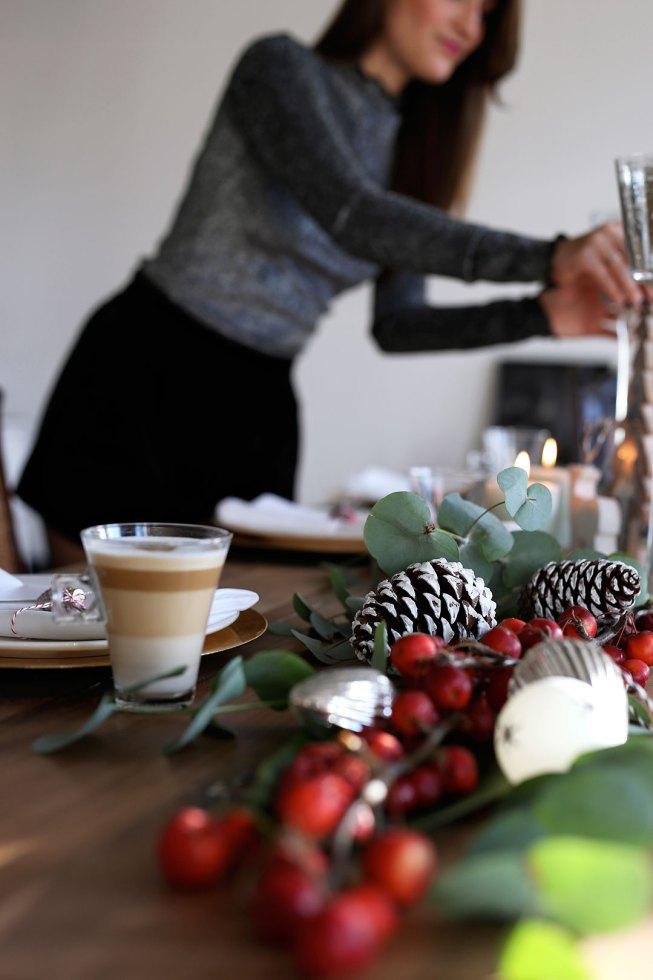 1. Advent Gewinnspiel Kaffeeparty im #mariposaloft mit Nescafe Dolce Gusto