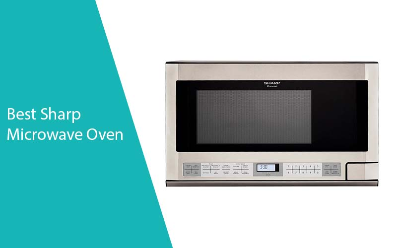 best sharp microwave oven reviews in 2021