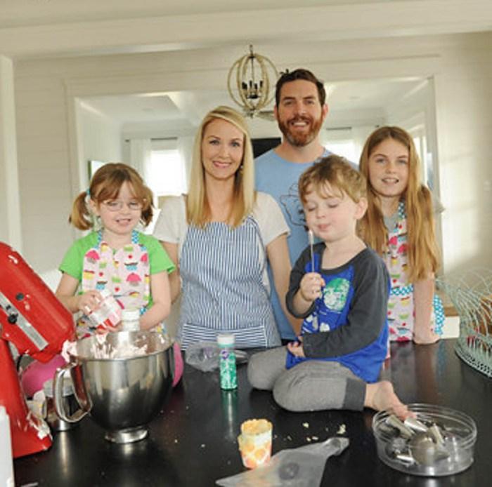 Emily Mingledorff Baking with Kids