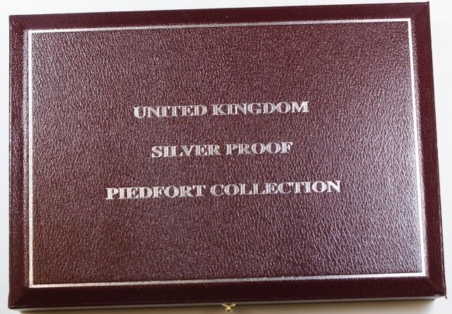 piedfort coin sets