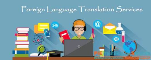 Bilingual translation service company