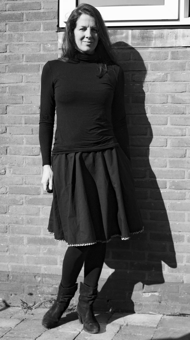 Dyyni Ladies Skirt Pattern - Pattern by Pienkel, available at www.pienkel.com 29