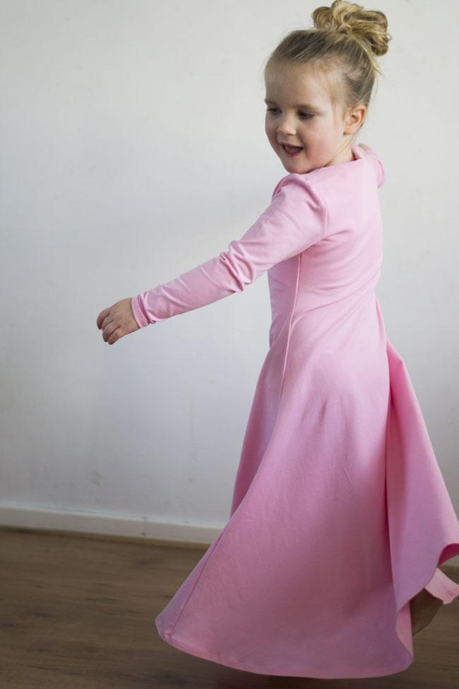 Birthday Dress - Uptown Downtown Dress sewn by Pienkel