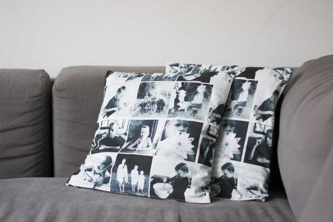Instagram Pillow - Pienkel for Bernina