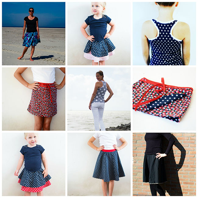 Pienkel Patterns New Year Sale - 40% off with code HAPPY17