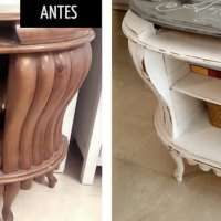 decorar una cómoda con chalk paint
