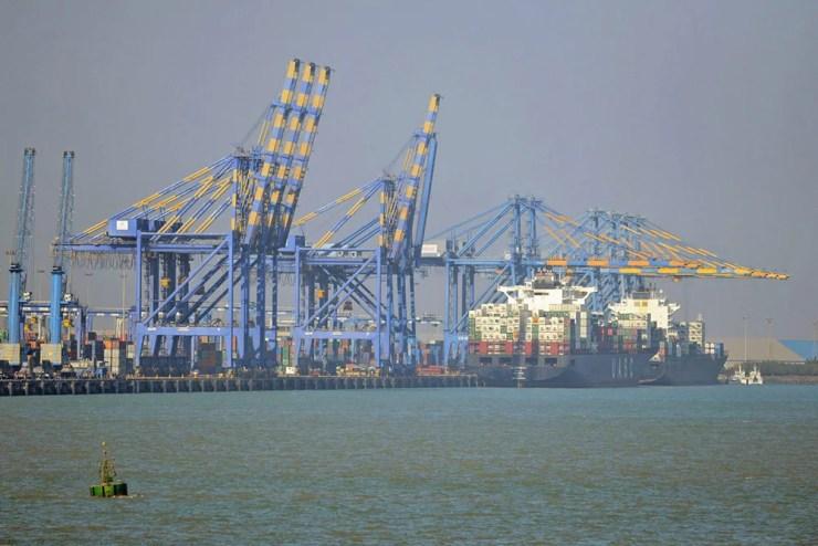 porti dell'india