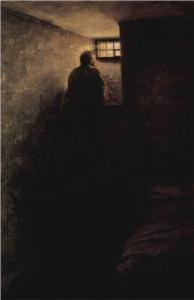 The Prisoner, by Mykola Yaroshen