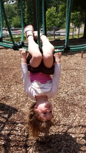 """I was there. I took pictures. Shut up about the playground already!"" #parentingfail #youneedanapMax"