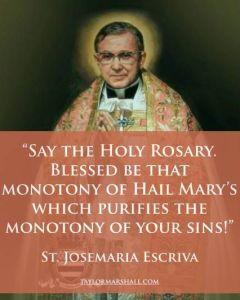 Rosary Josemaria