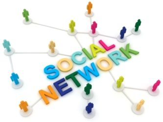social network logo