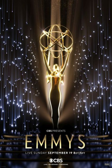 television posters, promotional posters, the emmys