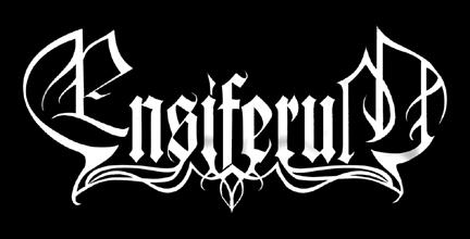 band logos, ensiferum, ensiferum logo