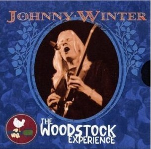 """""""The Woodstock Experience"""" by Johnny Winter"""
