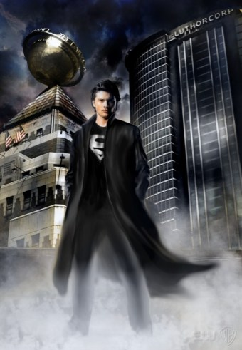 Poster - Smallville S9 - 2009