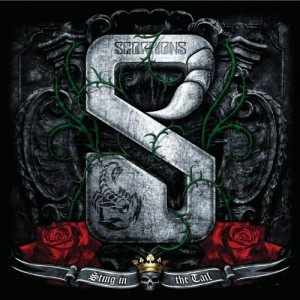 """""""Sting In The Tail"""" by Scorpions"""