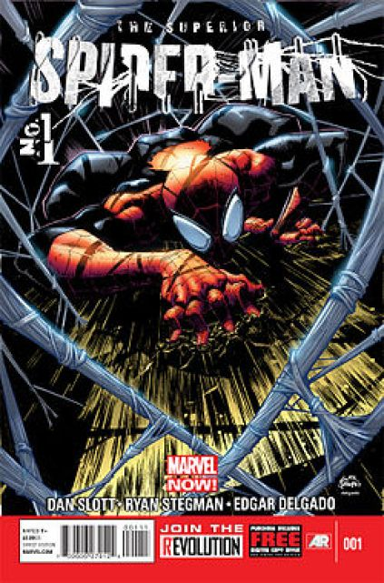 Comic - Superior Spider-Man 1