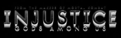 Logo - Injustice Gods Among Us