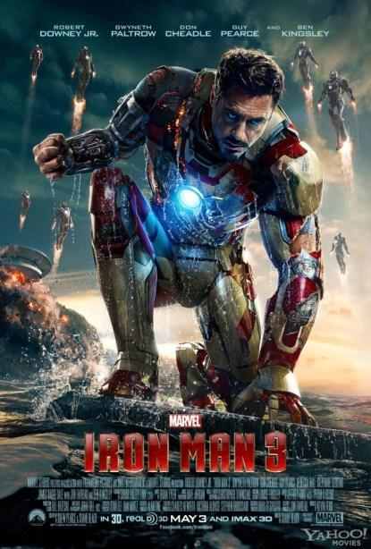 Poster - Iron Man 3