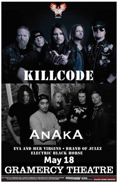 Poster - Killcode - 2013