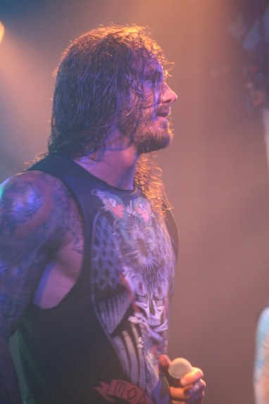 As I Lay Dying's Tim Lambesis (2012)
