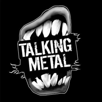 Logo - Talking Metal