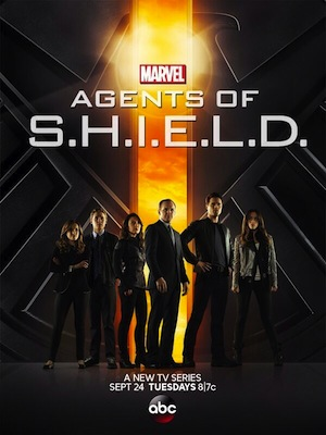Poster - Agents of SHIELD S1