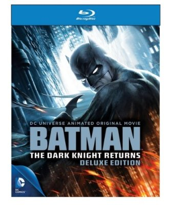 Bluray - Batman TDKR - DE