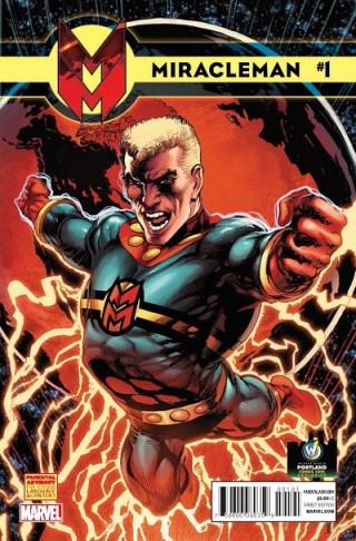 Comic - Miracleman 1 - Variant