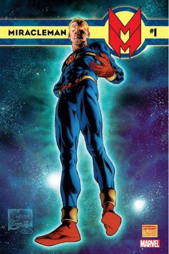 Comic - Miracleman 1