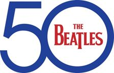 Logo - The Beatles - 50