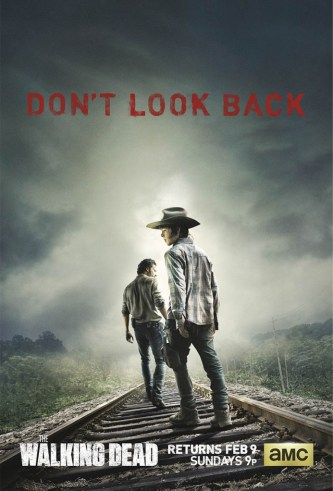 Poster - The Walking Dead S42 - 2014