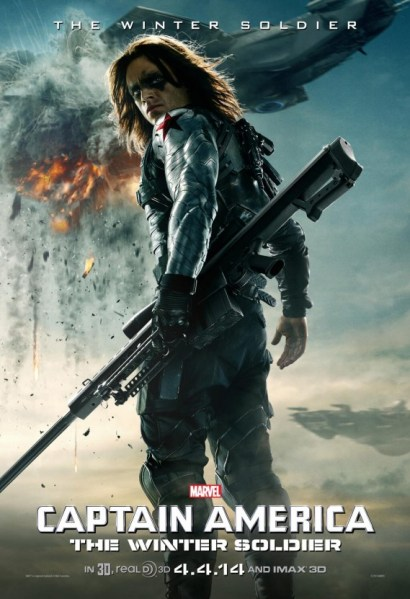 Captain-America-2-Winter-Soldier-Winter Soldier Poster