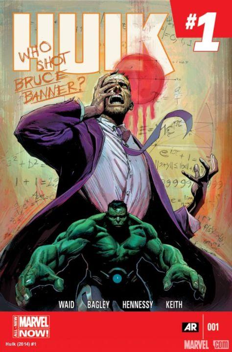 Comic - Hulk 1 - 2014