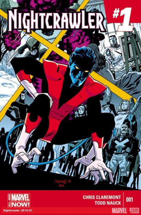 Comic - Nightcrawler 1 - 2014